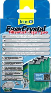 Superfish Aquaflow 50 Filter Crystal Clear Cartridge - Aquariumfilter - 4 stuks