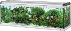 Ferplast aquarium star 200 zoetwater met verlichting