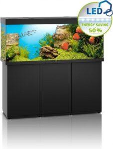 Juwel aquarium rio 450 led Zwart 151x51x66CM