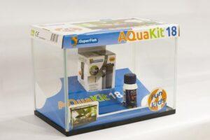 Superfish Aqua Kit 18 - Aquarium - 36 x 22 x 26 cm