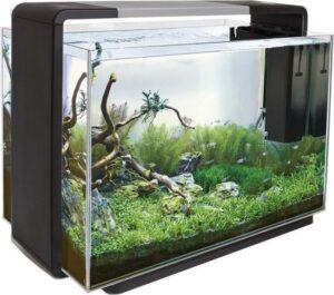 Superfish Home Aquarium 110 liter zwart 36x77x53cm